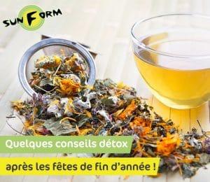 CONSEILS DETOX APRÈS LES FÊTES
