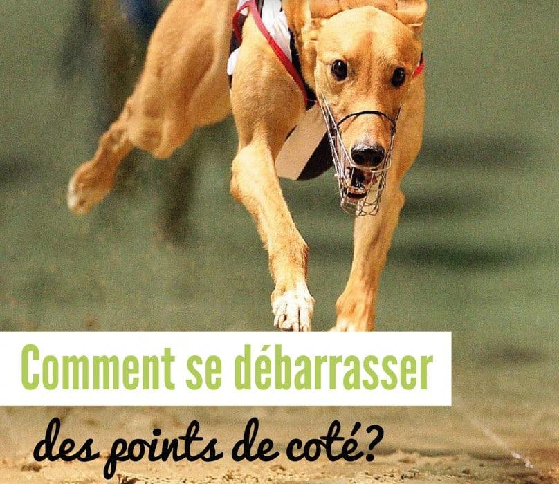 COMMENT SE DÉBARRASSER D'UN POINT DE CÔTÉ ?