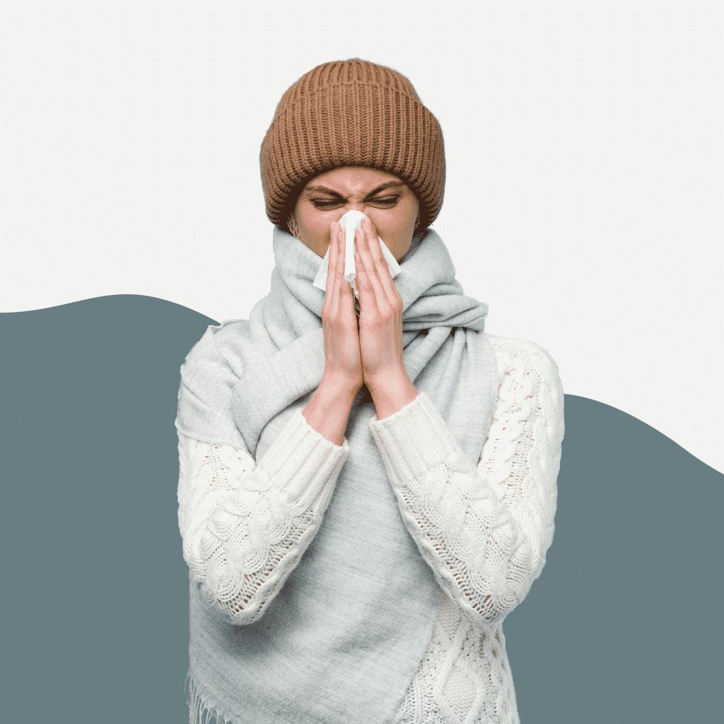 Les microbes, voici comment y lutter cet hiver !